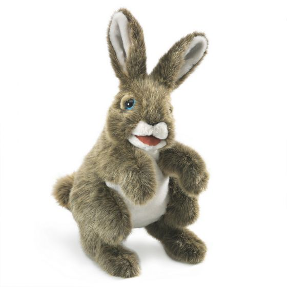 Hare Puppet
