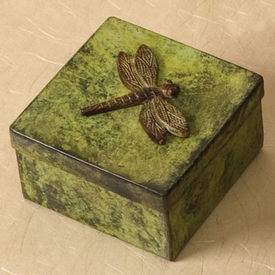 Dragonfly Metal Box
