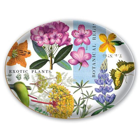Botanica Glass Soap Dish
