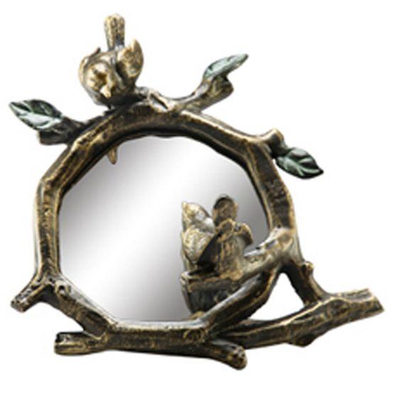 Birds On Branches Mirror