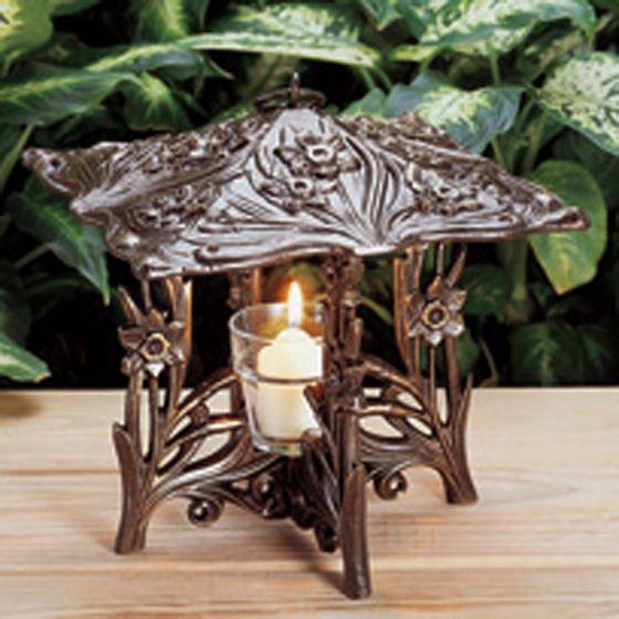 Daffodil Twilight Lantern (French Bronze)