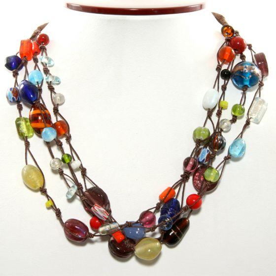 Himalayan Tribal Bead Necklace