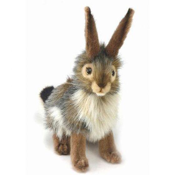 Blacktail Rabbit (Hansa Plush)