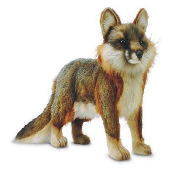 Gray Fox (Hansa Plush)