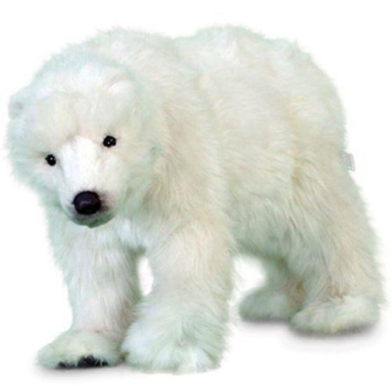 Polar Bear (Hansa Plush)
