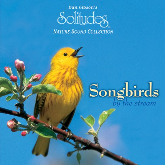 Songbirds By The Stream: Solitudes Cd