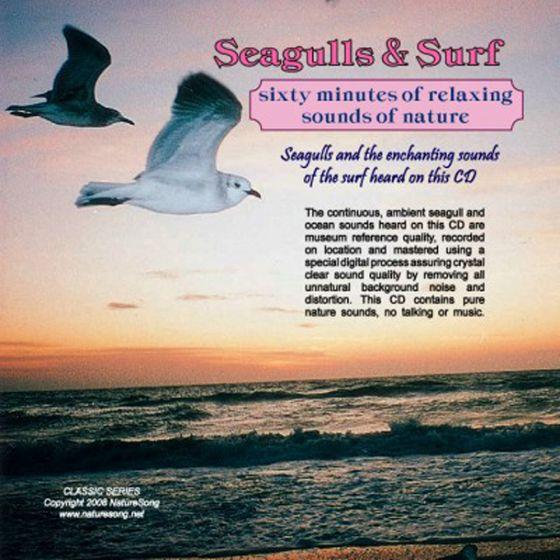 Seagulls & Surf: Naturesong Cd