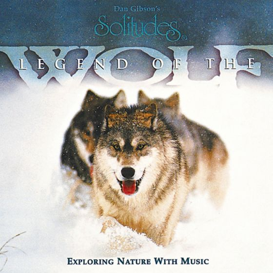 Legends Of The Wolf: Solitudes Cd