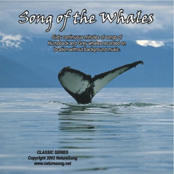 Songs Of The Whales: Naturesong Cd.