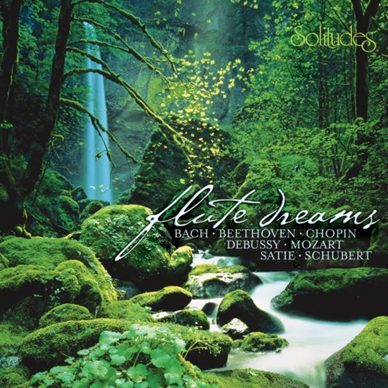 Flute Dreams (Solitudes® CD)