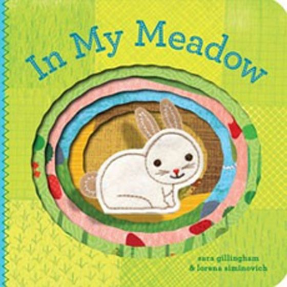 In My Meadow (Finger Puppet Board Book)