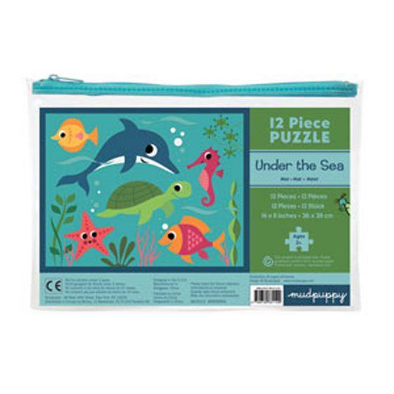 Under The Sea (12 Piece Puzzle)
