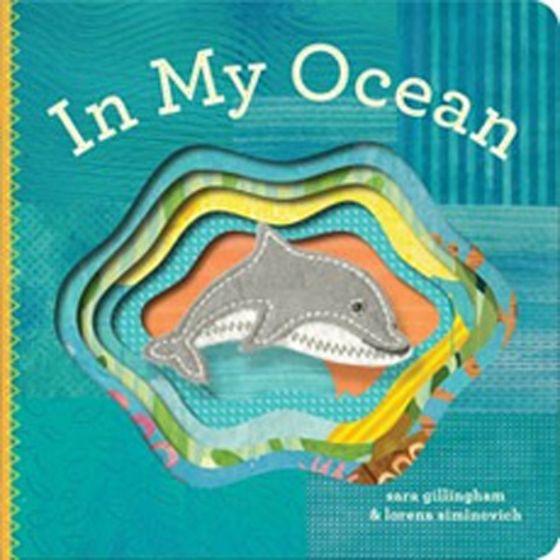 In My Ocean (Finger Puppet Board Book)