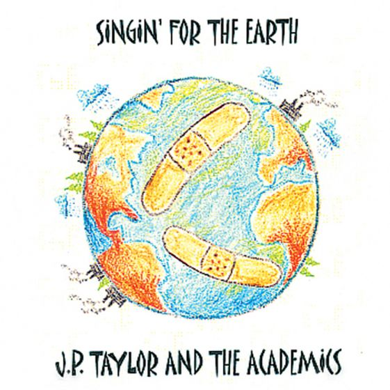 Singing For The Earth (Cd)