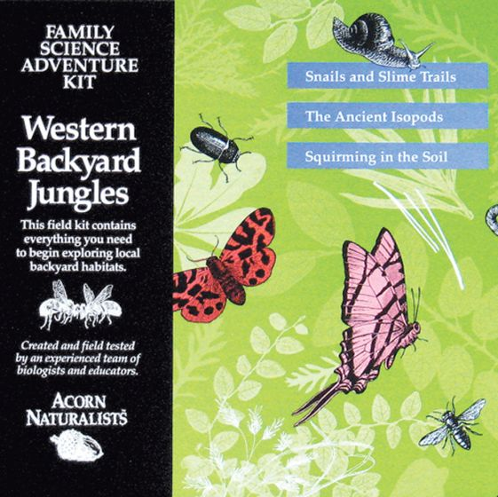Western Backyard Jungles Science Activity Kit