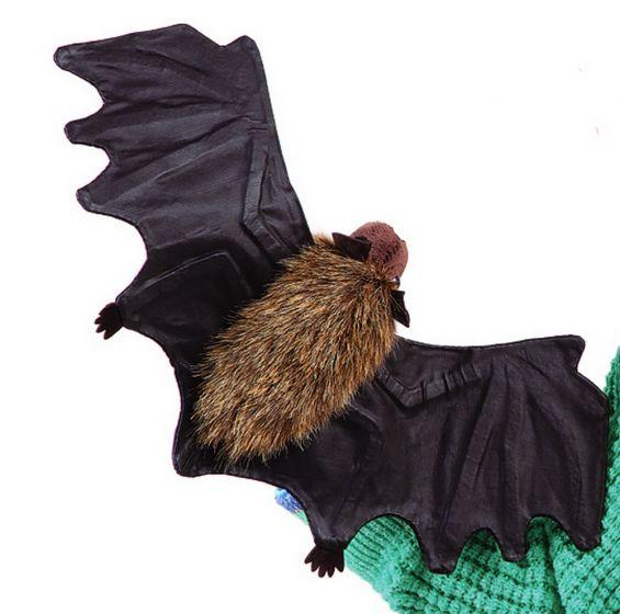 Bat (Little Brown) Puppet