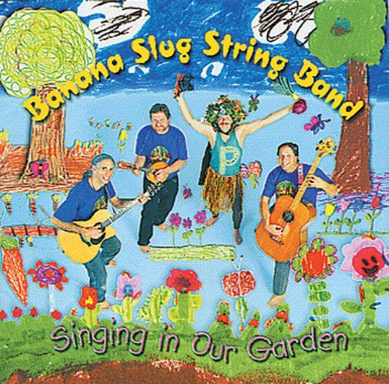 Singing In Our Garden (Cd)