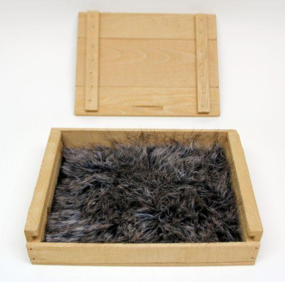 Fox (Gray) Kind Fur® (Boxed)