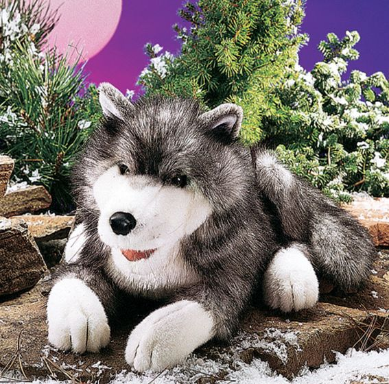 Wolf Pup (Timber) Puppet