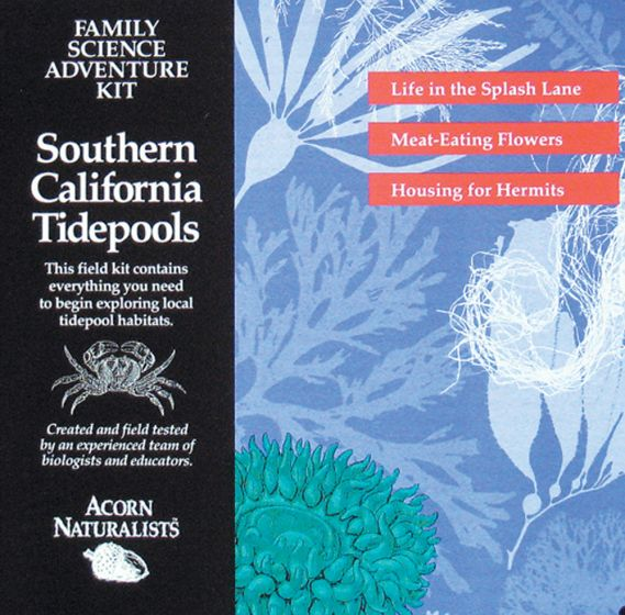 Tidepool Life Science Activity Kit (Southern California Tidepools)