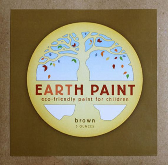 Earth Clay Paint Packet: Brown