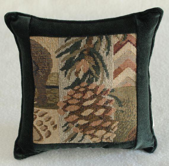 Pinecone Balsam Heirloom Pillow