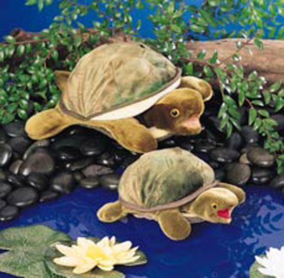 Turtle Puppet