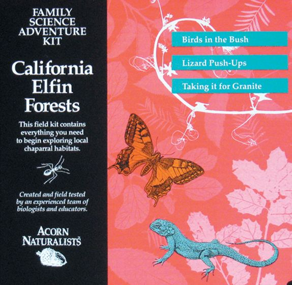 Chaparral Science Activity Kit (California Elfin Forests Kit)