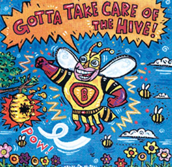 Gotta Take Care Of The Hive (Cd)