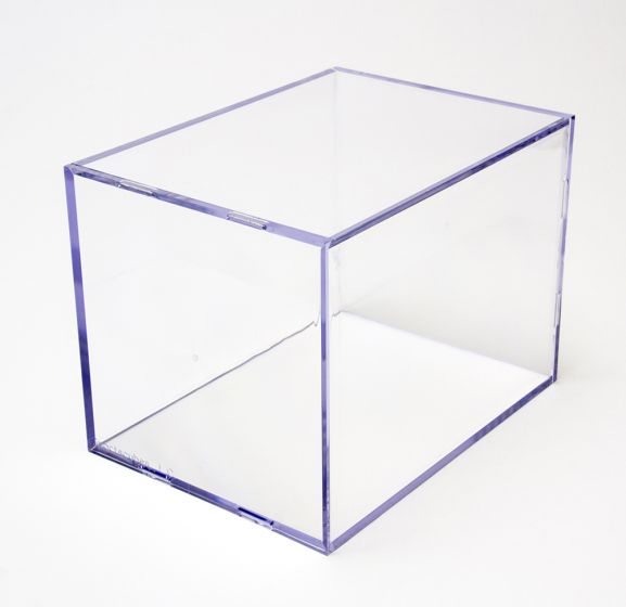 "Clear Display Case ""D"" (Medium Rectangular)"