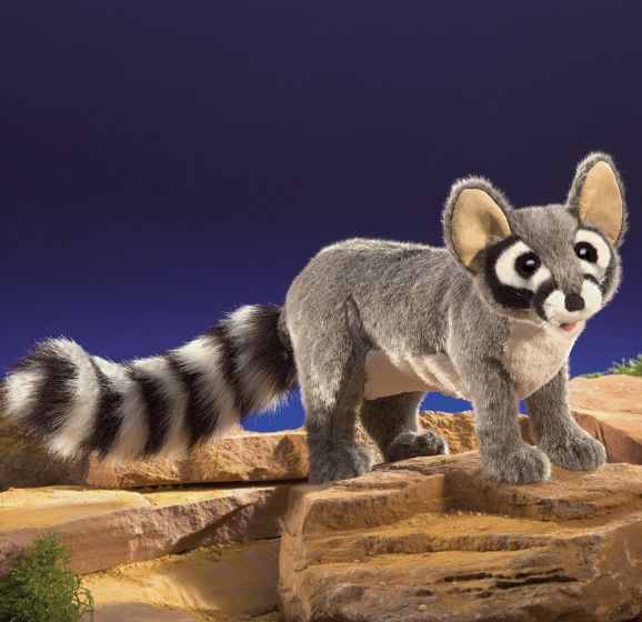 Ringtail Puppet