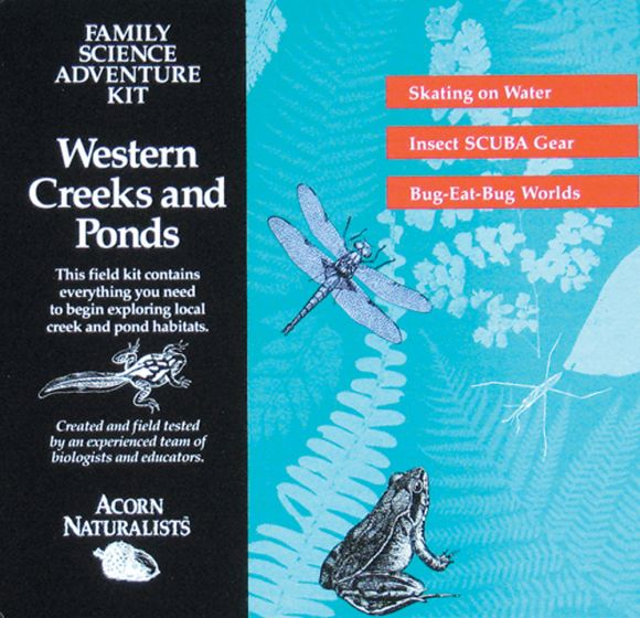 Creek And Pond Life Science Activity Kit