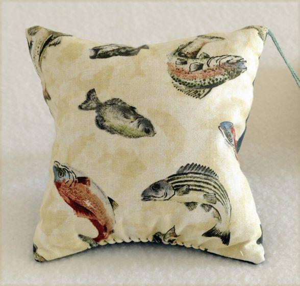 Freshwater Fish Balsam Pillow