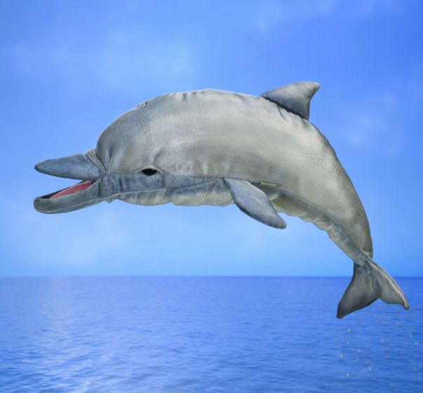 Dolphin (Whistling) Puppet