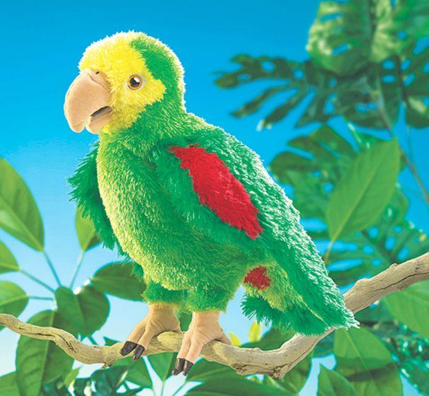 Parrot (Amazon) Puppet