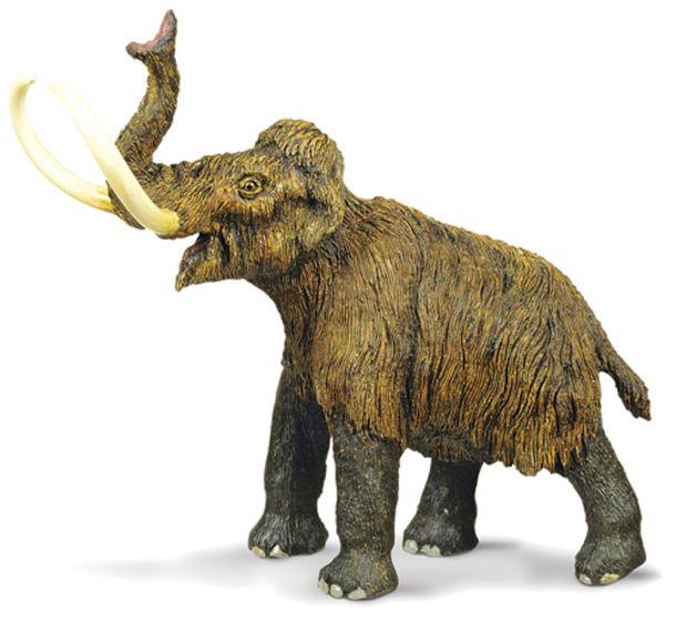 Mammoth (Woolly) Model