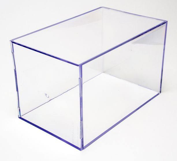 "Clear Display Case ""F"" (Large Rectangular)"
