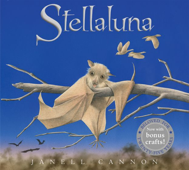Stellaluna: 25th Anniversary Edition