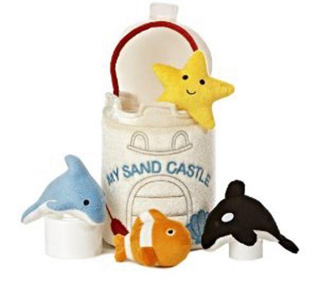 My Sand Castle Plush Set (Aurora Baby Talk™)
