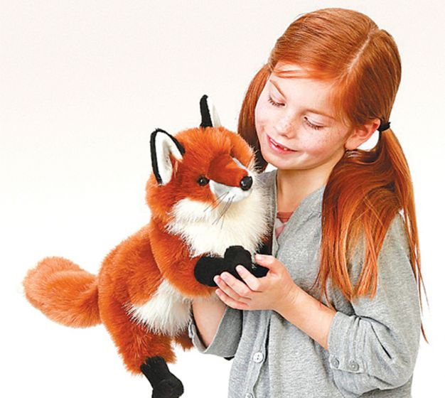 Fox (Red) Puppet