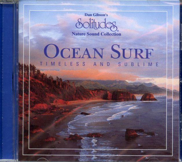Ocean Surf (Solitudes® CD)