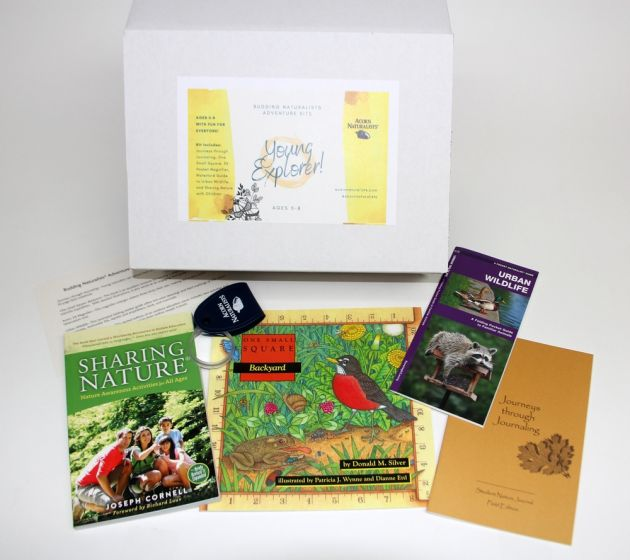 Budding Naturalists® Young Explorer Adventure Kit (Ages 5 - 8)