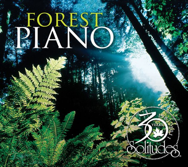 Forest Piano: Solitudes Cd