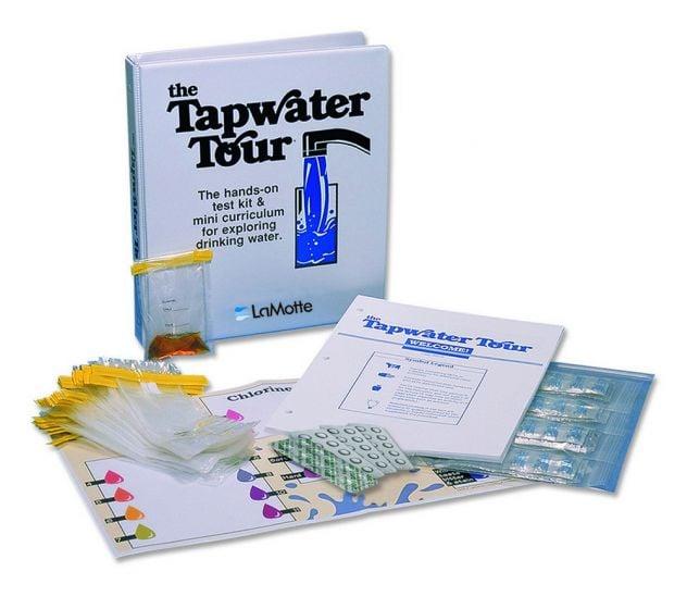 Tapwater Tour Water Quality Test Kit