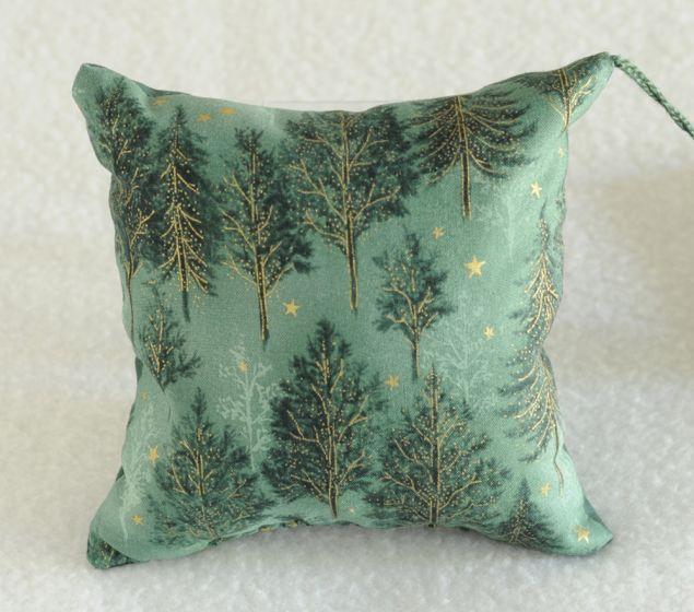 Winter Evergreens Balsam Pillow (Assorted)
