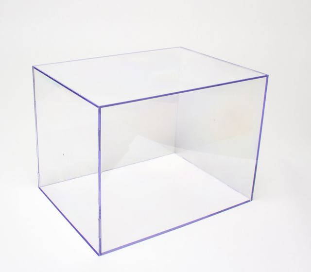 "Clear Display Case ""H"" (Extra-Large Rectangular)"