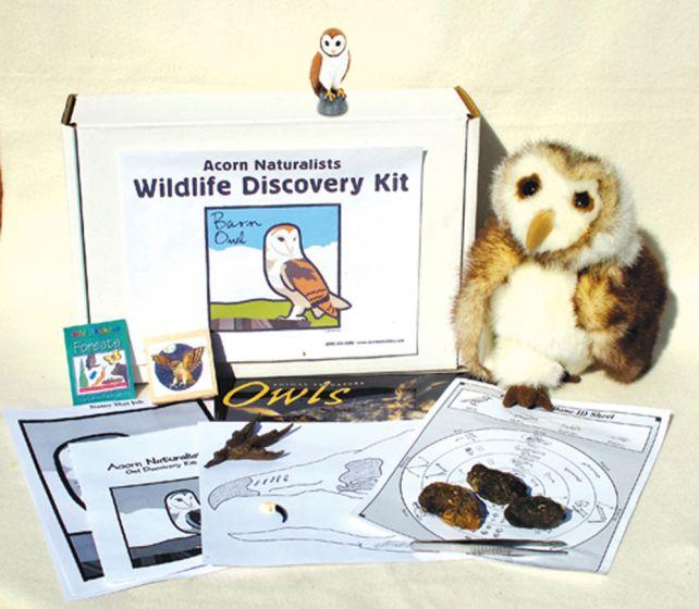 Wildlife Discovery® Kit: Owl