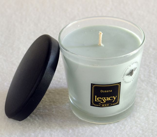 Oceana Beeswax Candle
