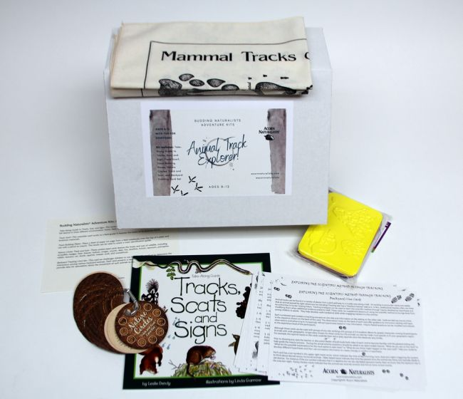 Budding Naturalists® Animal Track Explorer Adventure Kit (Ages 8 - 12)
