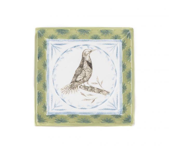 Songbird Decorative Plate